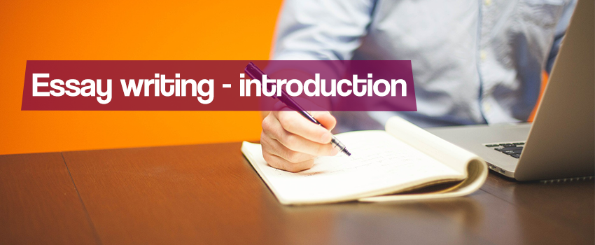 Introduction of an essay