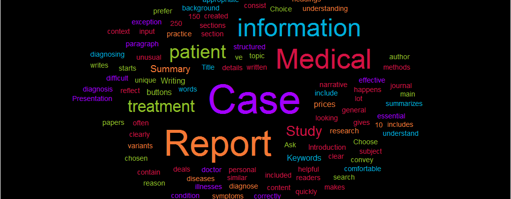 Medical Case Study Report