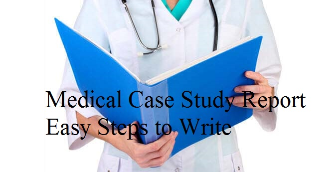 writing a case study report