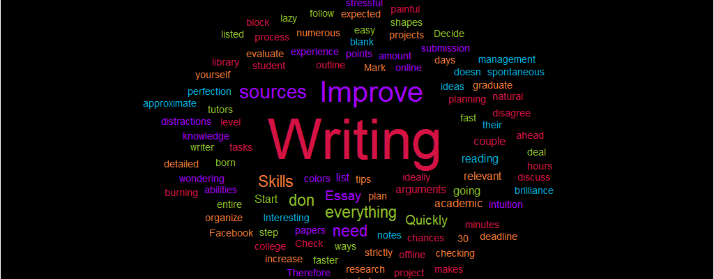 How to Improve Your Writing Skills Quickly