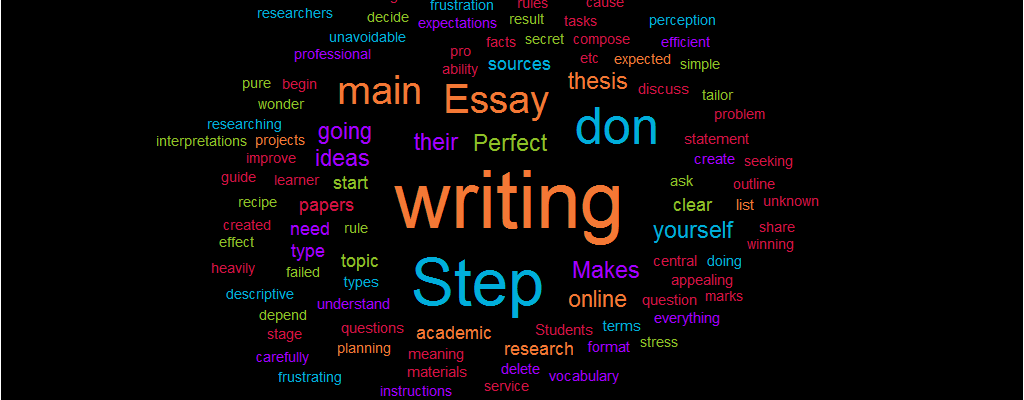 a secret recipe of a perfect essay what makes an essay perfect