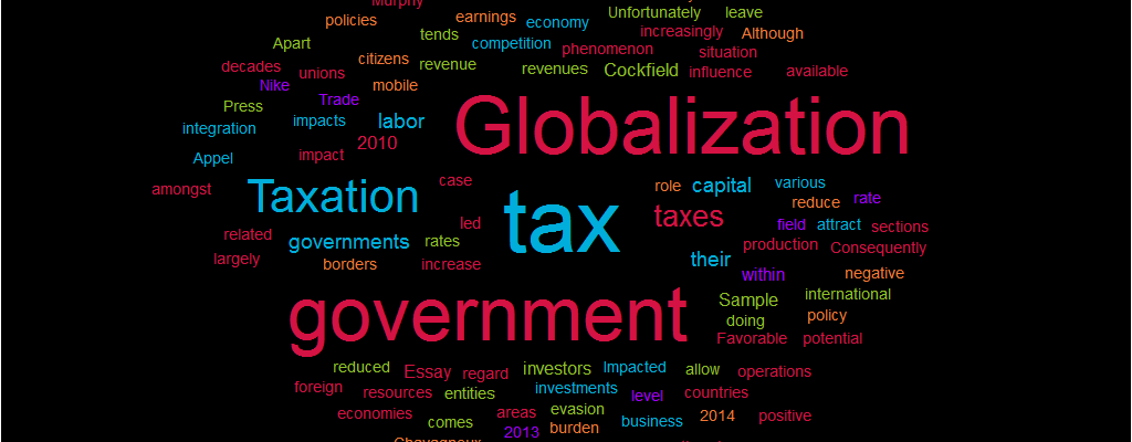 How Has Globalization Impacted Taxation
