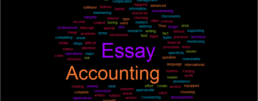 Essay on Accounting