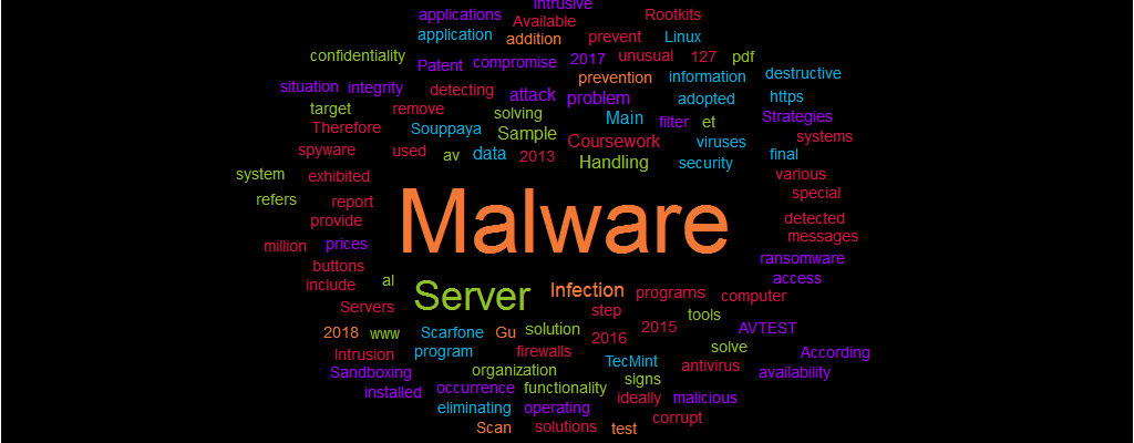 Coursework Sample: Handling Malware Infection in the Main Server Coursework Sample: Handling Malware Infection in the Main Server Coursework Sample: Handling Malware Infection in the Main Server Coursework Sample: Handling Malware Infection in the Main Server Coursework Sample: Handling Malware Infection in the Main Server Coursework Sample: Handling Malware Infection in the Main Server Coursework Sample: Handling Malware Infection in the Main Server Coursework Sample: Handling Malware Infection in the Main Server