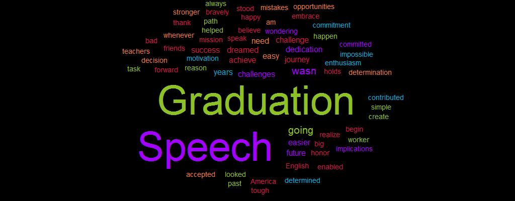 High School Graduation Speech